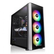 THERMALTAKE CASE MID-TOWER NO PSU LEVEL 20 MT ARGB USB 3.0*2 RGB SWITCH TEMP GLAS
