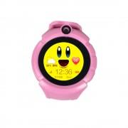 Q360 gyermek GPS okosóra - rózsaszín