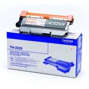 Brother Originale HL-2250 DN Toner (TN-2220) nero, 2,600 pagine, 2.09 cent per pagina - sostituito Toner TN2220 per HL-2250DN