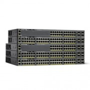 SWITCH, CISCO Catalyst 2960-X, 48 GigE, PoE, 740W, 4 x 1G SFP, LAN Base (WS-C2960X-48FPS-L)