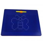 TOYPEX Magpad Magnetická kreslící tabule modrá