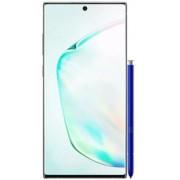 Samsung Galaxy Note 10+ N975 Dual SIM, 256GB, ezüst, Kártyafüggetlen, Gyártói garancia