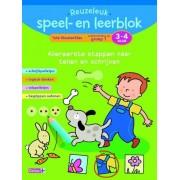 Deltas Reuzeleuk speel- en leerblok tellen en schrijven (3-4 jaar)