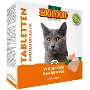 Biofood Knoflook Zalm Tabletten