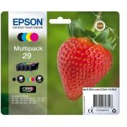 Epson C13t29864022 Cartuccia Inkjet Originale Nero / Ciano / Magenta / Giallo Blister Compatibile Epson Xp - C13t29864022