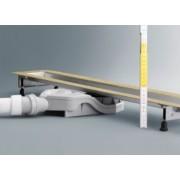 Rigola dus 1200 mm cu corp inox 67 mm Viega model Advantix