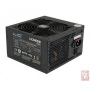 LC Power LC6650 V2.3, 650W, Super Silent Series, 12cm fan/Active PFC/80PLUS Bronze