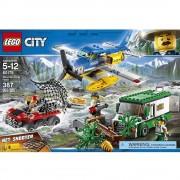 Lego city rapina sul fiume 60175