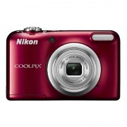 Nikon CoolPix A10 16.1MP Roja + Funda