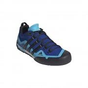 Adidas Terrex Swift Solo FX9324 chaussures universal pour hommes bleu/marine/bleu clair 7.5 UK / 8 US / 41 1/3 EUR / 26 cm