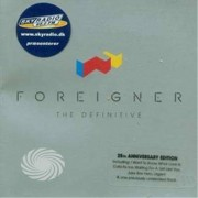 Video Delta Foreigner - Definitive - CD
