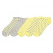 LA REDOUTE COLLECTIONS 5er-Pack Sneaker-Socken, Gr. 23-42