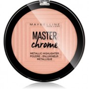 Maybelline Master Chrome iluminator culoare 05 Molten Rose Gold 8 g