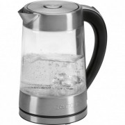 Clatronic WK 3501 G Fervedor de Água 1.7L 2200W Cristal