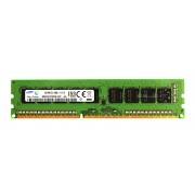 Arbeitspeicher 1x 8GB Samsung ECC UNBUFFERED DDR3 1600MHz PC3-12800 UDIMM | M391B1G73EB0-YK0
