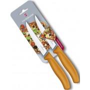 Cutit pentru Pizza Victorinox Swiss Classic Pizza Knife, 6.7936.12L9B, Lama 12cm, 2buc/blister
