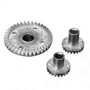 Generic HBX 1/12 12631 Upgraded Metal 38T Differential Bevel Gears Drive Gear Parts One Piece