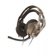 Plantronics RIG 500HX Stereofonico Padiglione auricolare Bronzo, Cachi cuffia e auricolare