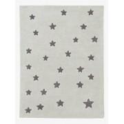 VERTBAUDET Tapete estrelas cinzento / estrelas