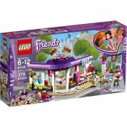 Lego friends 41336 il caffè degli artisti di emma