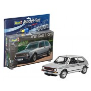 Revell 67072 Vw Golf 1 Gti Model Set