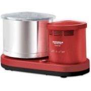 Maharaja Whiteline Sku 54 Wet Grinder(Red)