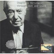 Video Delta Horszowski,Mieczyslaw - Chopin By Horszowski Through Text & Sound - CD