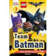 DK Readers L1: The Lego(r) Batman Movie Team Batman, Paperback