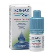 Euritalia Pharma (Div.Coswell) Isomar Occhi Plus Gocce Oculari Per Occhi Secchi 10ml