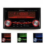 Auna MD-200 2G BT Autoradio USB SD MP3 Bluetooth 3 Farben