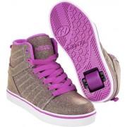 Heelys Chaussures à Roulettes Heelys Uptown Or/Mauve Colourshift (Gold/Purple Colourshift)