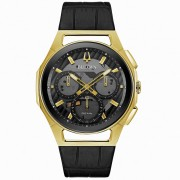 Reloj Bulova Curv 97A143 TIME SQUARE