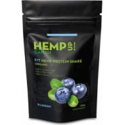Fit Shake Proteic de Canepa si Afine Bio 300gr Canah