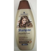 Schwarzkopf Repair & Care Shampoo - 400ml