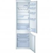 Combina frigorifica Bosch KIV38X20, incorporabil, clasa energetica A+, capacitate 217+59 litri, latime 54 cm, control mecanic, sistem de racire clasic, usi reversibile