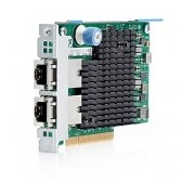 HP Tarjeta PCI Express Ethernet 561FLR-T, 10GB de Doble Puerto