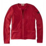 Aigle Polartec®-jack in couturestijl, 38 - rood