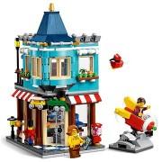 LEGO Creator 31105 Városi játékbolt