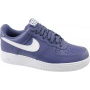 Nike Air Force 1 07 AA4083-401, Mannen, Paars, Sneakers maat: 41 EU