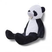 Ursulet Panda de Plus Mare, Inaltime 140cm, Culoare Negru/Alb
