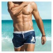 Traje de baño de los hombres shorts de playa Piscina boxer