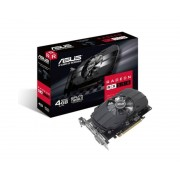 Asus Vga asus amd ph rx550-4g-m7 4gb gddr5 dvi hdmi display port