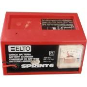 Cargador para batería Elto 6 AMP a 220v semi-nuevo