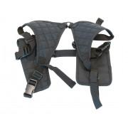 Kabura z szelkami na pistolet SAH03