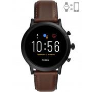 Ceas Smartwatch barbatesc Fossil Q Touchsceen FTW4026 The Carlyle Gen 5