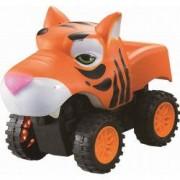 Masina vehicul tigru portocaliu