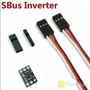 2pcs No Welded Naze32 Cleanflight SBus Signal Inverter Connect Cable Confirmation Signal for Naze32 Flight Control SBus Receiver