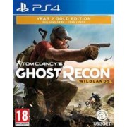 Tom Clancy S Ghost Recon Wildlands Year 2 Gold Edition Ps4