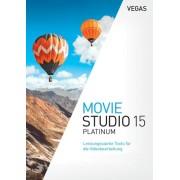 MAGIX Vegas Movie Studio 15 Platine