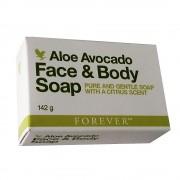 Forever Aloe Avocado Face & Body Soap 142g